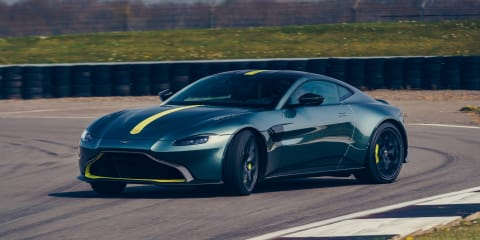2019 Aston Martin Vantage AMR revealed