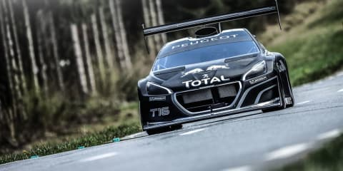 Peugeot 208 T16 Pikes Peak: 0-100km/h in 1.8 seconds