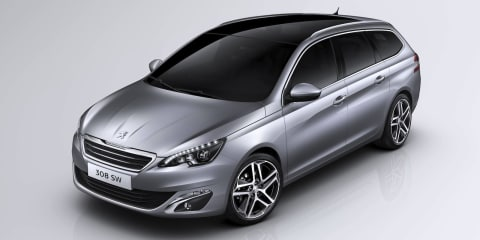 Peugeot 308 SW : compact wagon revealed