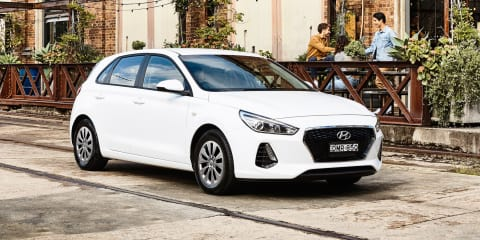 2018 Hyundai i30 Go: $19,990 entry model arrives
