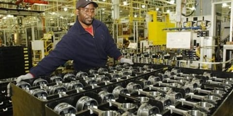 GM to spend $850 million on US powertrain facilities