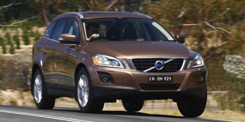 2011 Volvo XC60 range updated, T5 engine added