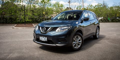 2016 Nissan X-Trail ST AWD Review
