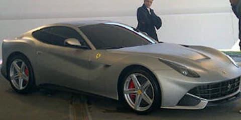 Ferrari 620 GT: first image
