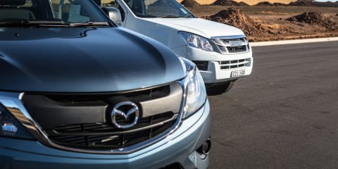 Isuzu and Mazda ute deal clarified