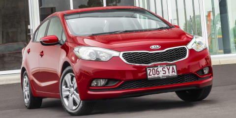Kia Cerato targets fleet buyers and bigger slice of small-car sales