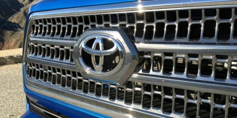 Toyota claims global sales crown for 2015, Volkswagen second, GM third