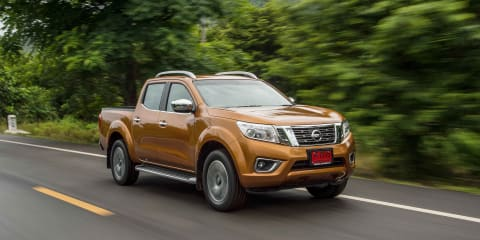 2015 Nissan Navara: Japanese brand open to sharing new ute with Renault