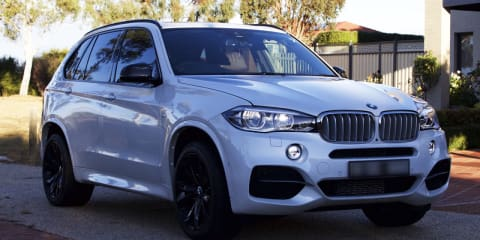 2015 BMW X5 M50d Review