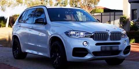 2015 BMW X5 M50d Review