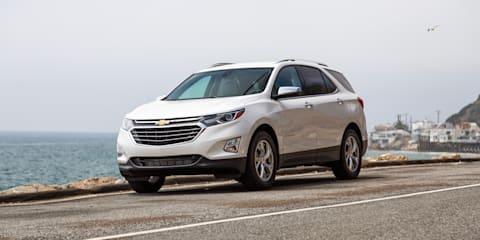 California Dreamin' in the 2018 Chevrolet Equinox