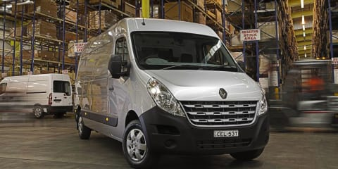 2012 RENAULT TRAFIC 2.0 dCi SWB Review