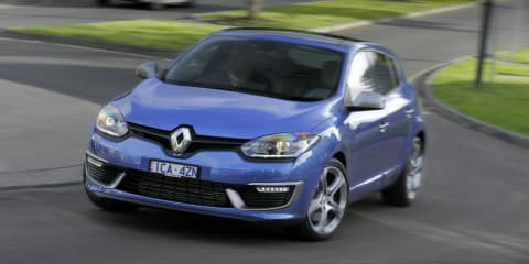 2014 Renault Megane GT 220: New hot-hatch added to small car range