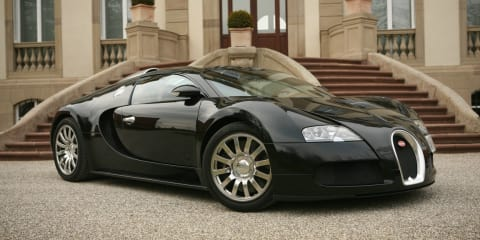 The Bugatti Veyron experience, a decade on