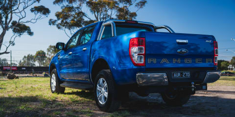2019 Ford Ranger XLT 2.0 4x4 auto review