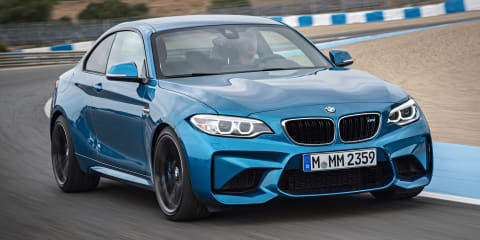 BMW M2 pricing and specifications