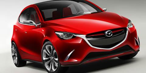 Mazda Hazumi concept revealed