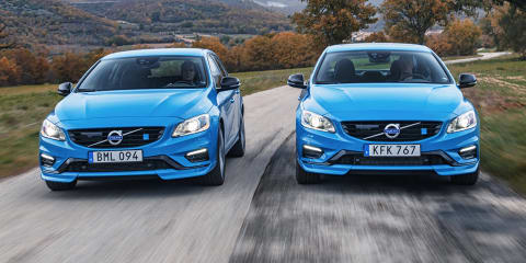 2017 Volvo S60 Polestar, V60 Polestar in Australia later this year: Hero Swedes drop cylinders, boost power