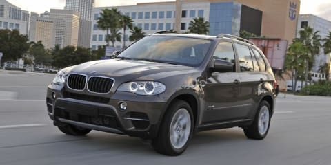 2011 BMW X5 Review