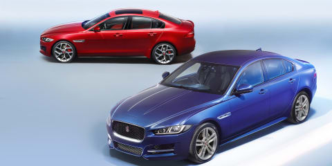 2015 Jaguar XE range revealed