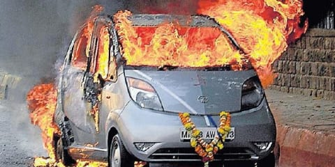 Tata Nano gets free safety option, no recall, after investigation into fires