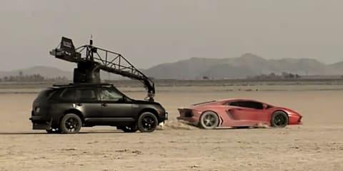 Video: Lamborghini Aventador LP700-4 behind the scenes