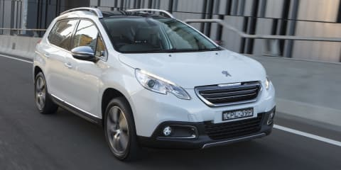 Peugeot 2008: pricing and specifications