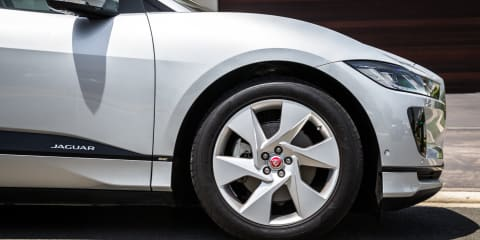Jaguar I-Pace recalled for brake fix - CORRECTION