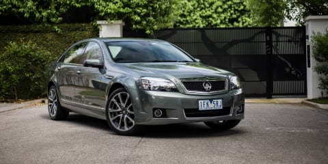 2016 Holden Caprice V Review