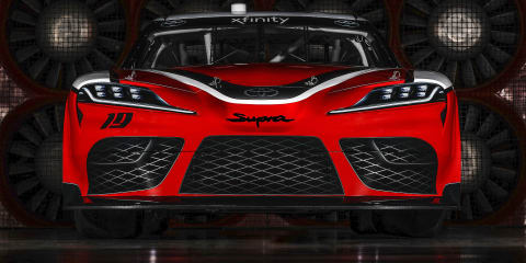 Toyota Supra headed for NASCAR