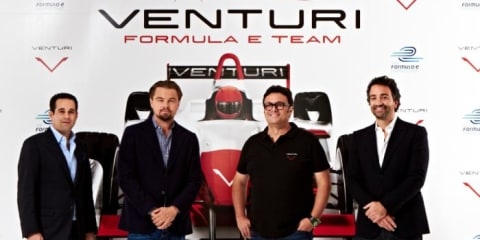 Leonardo DiCaprio backs Formula E team