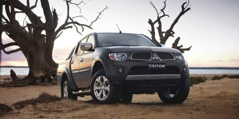 2013 Mitsubishi Triton: price cuts, more features for updated ute