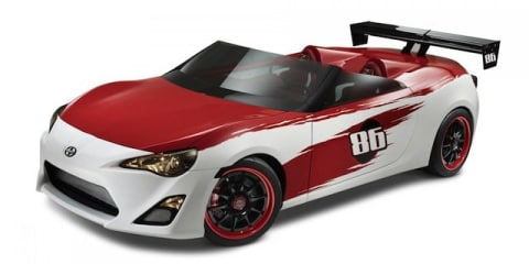 Toyota 86 convertible confirmed: report