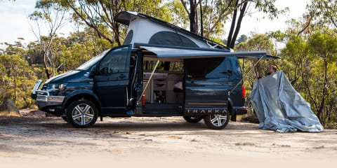 2016 Trakka Trakkadu AT Review: Volkswagen Transporter campervan tested
