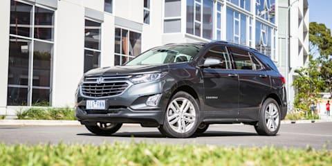 2018 Holden Equinox LTZ-V review