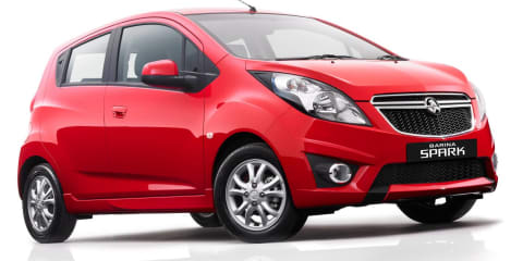 Holden Barina Spark: $14,490 for new auto version