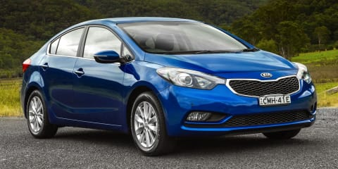 Kia Cerato S Premium added to enhanced range