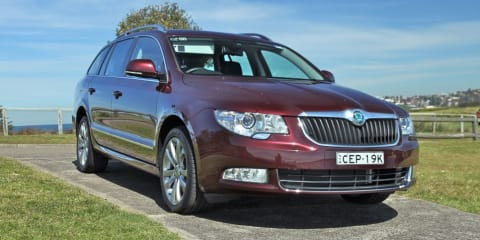 2012 Skoda Superb 191 FSI V6 Elegance review