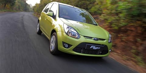 Ford Figo 2011 Indian Car of the Year, on the radar for Australia