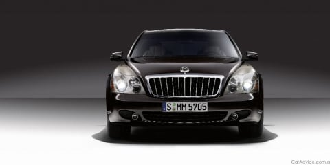 Maybach Zeppelin revealed