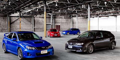 2011 Subaru WRX & WRX STI launched