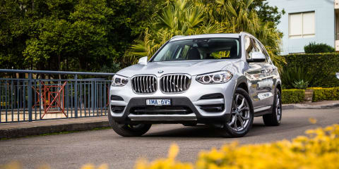 2020 BMW X3, X4 pricing and specs