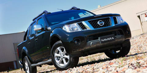 2011 NISSAN NAVARA ST-X 550 Review