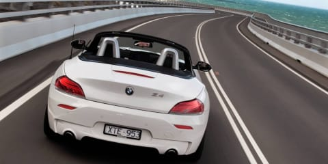 2010 BMW Z4 sDrive35is flagship arrives in Australia