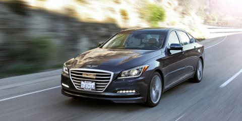 2016 Hyundai Genesis V8 Review