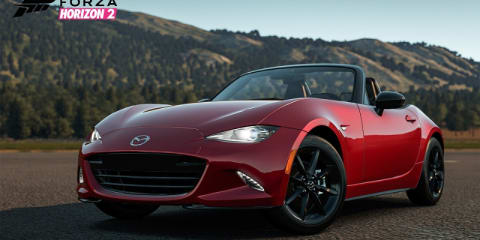 2015 Mazda MX-5 available for virtual 'test drives' ahead of official sales start