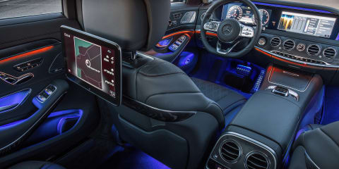 What's inside a Mercedes-Benz S-Class seat? – Video