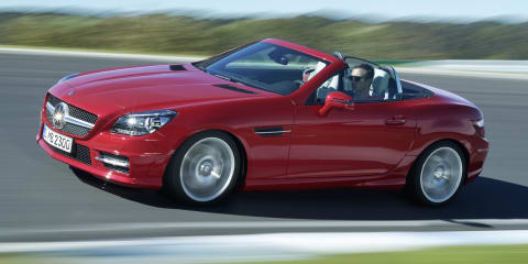 2015 Mercedes-Benz SLK gets new engines and transmissions