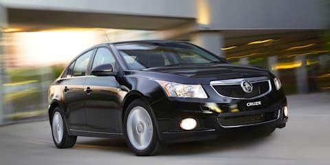 Holden's new sales champ: Cruze beats Commodore