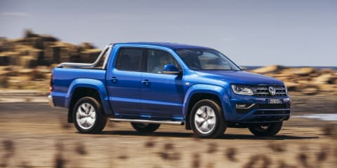 2017 Volkswagen Amarok V6 pricing and specs